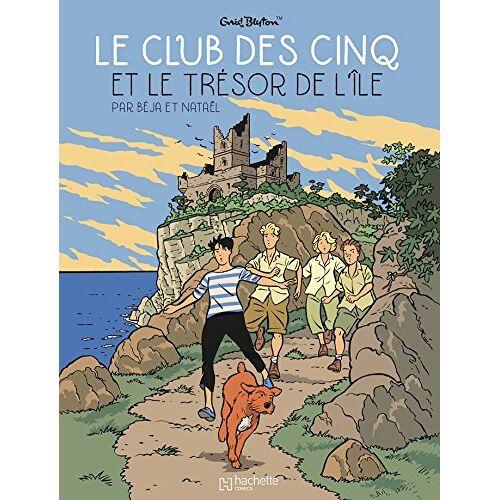 - Le Club des Cinq, Tome 1 : Le Club des Cinq et le trésor de l'île - Preis vom 20.10.2020 04:55:35 h