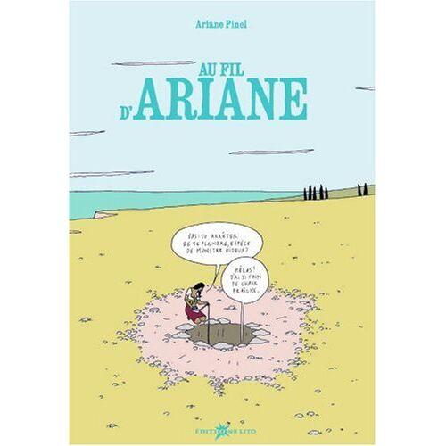 Ariane Pinel - Au fil d'Ariane - Preis vom 25.02.2021 06:08:03 h