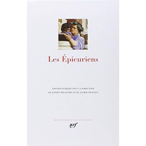 - Les epicuriens - Preis vom 21.10.2020 04:49:09 h