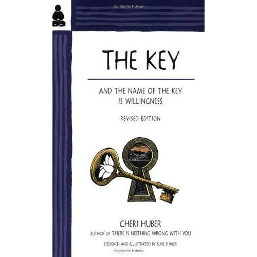 Cheri Huber - The Key: And the Name of the Key Is Willingness - Preis vom 21.10.2020 04:49:09 h