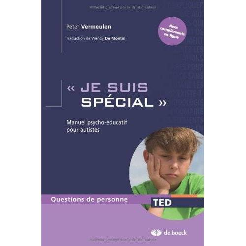 Peter Vermeulen - Je suis spécial - Preis vom 21.10.2020 04:49:09 h