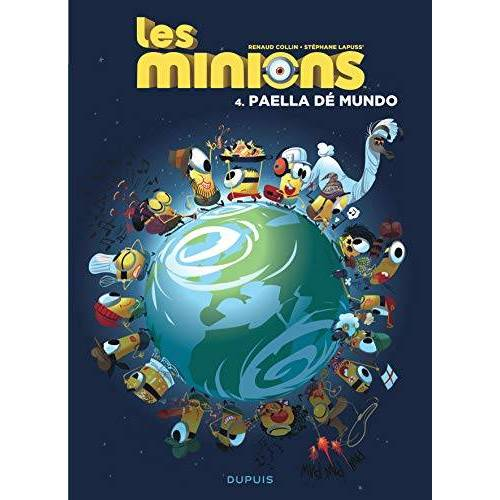 - Les Minions - Tome 4 - Paella dé mundo (LES MINIONS (4)) - Preis vom 27.02.2021 06:04:24 h