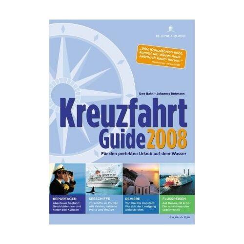 Uwe Bahn - Kreuzfahrt Guide 2008 - Preis vom 22.01.2021 05:57:24 h