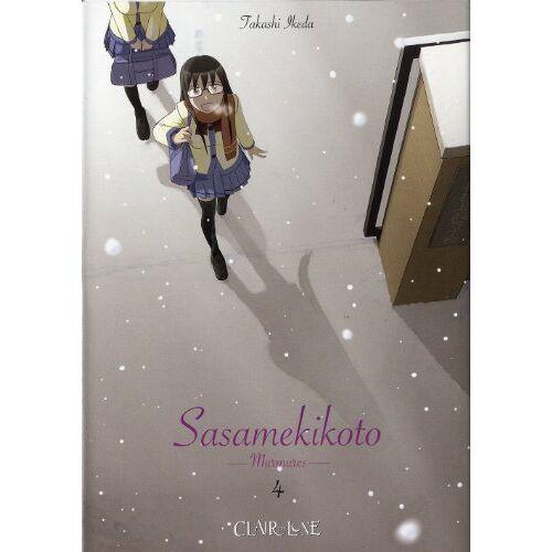 Takashi Ikeda - Sasamekikoto, Tome 4 : - Preis vom 16.04.2021 04:54:32 h