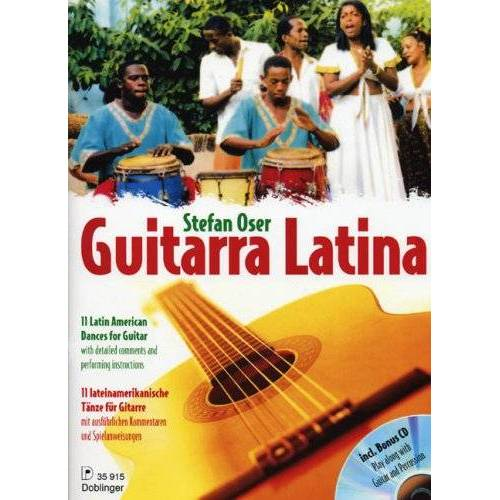 Stefan Oser - Guitarra Latina. Gitarre - Preis vom 21.01.2021 06:07:38 h