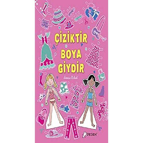 Jessie Eckel - Ciziktir Boya Giydir - Preis vom 29.05.2020 05:02:42 h