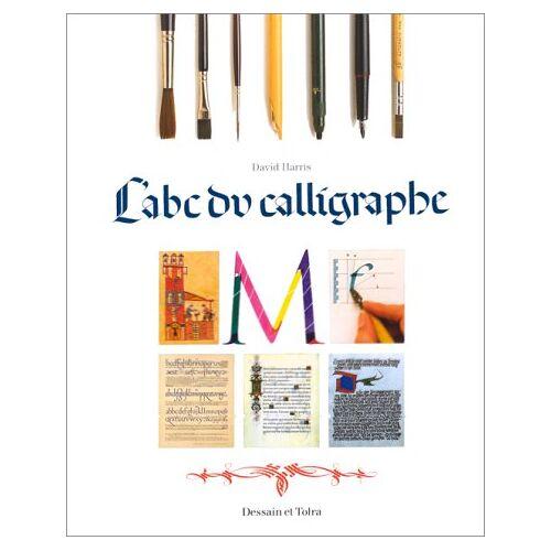 David Harris - ABC du calligraphe (Calligraphie) - Preis vom 27.03.2020 05:56:34 h