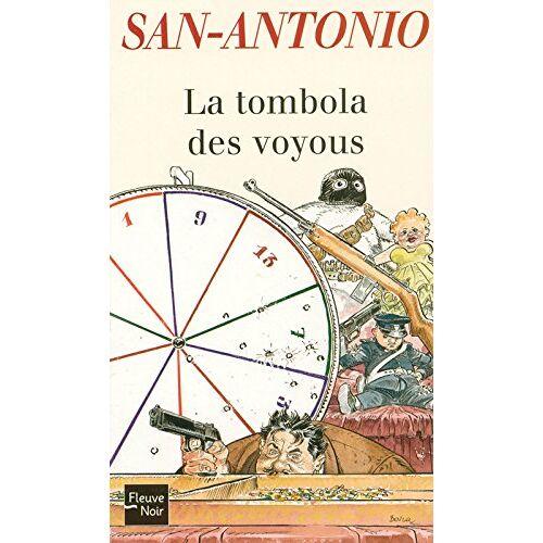 San-Antonio - La tombola des voyous - Preis vom 20.01.2021 06:06:08 h