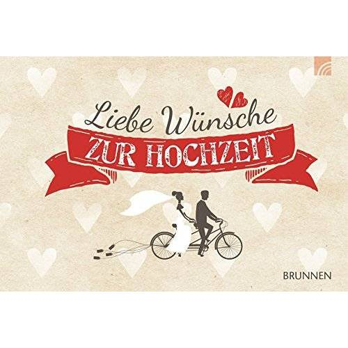 Irmtraut Fröse-Schreer - Liebe Wünsche zur Hochzeit (Vintage) - Preis vom 20.01.2020 06:03:46 h