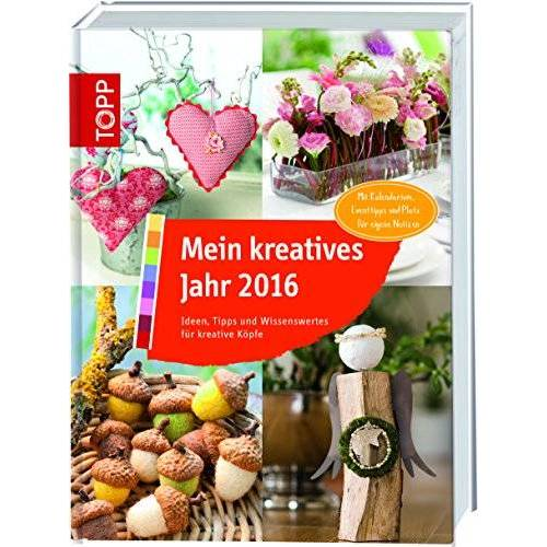 - Mein kreatives Jahr 2016: Ideen, Tipps und Wissenswertes für kreative Köpfe - Preis vom 16.04.2021 04:54:32 h
