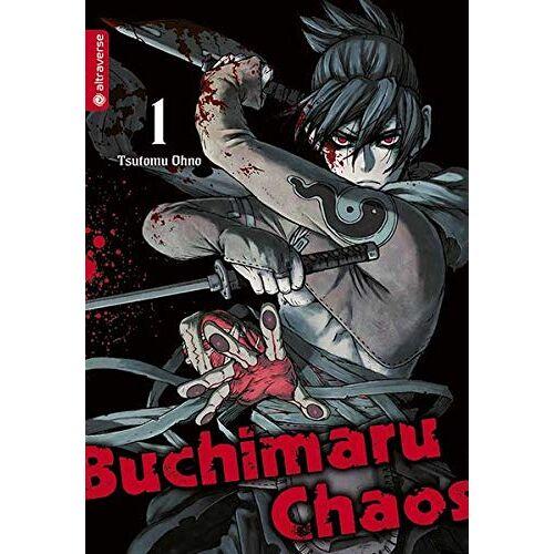 Tsutomo Ohno - Buchimaru Chaos 01 - Preis vom 14.04.2021 04:53:30 h