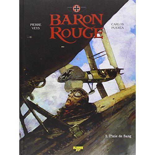 - Baron rouge, Tome 2 : Pluie de sang - Preis vom 23.02.2021 06:05:19 h