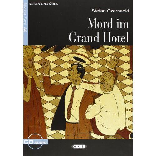 Stefan Czarnecki - Mord Im Grand Hotel - Book & CD - Preis vom 06.09.2020 04:54:28 h