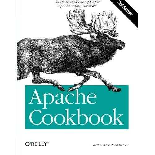 Rich Bowen - Apache Cookbook (Cookbooks (O'Reilly)) - Preis vom 19.02.2020 05:56:11 h
