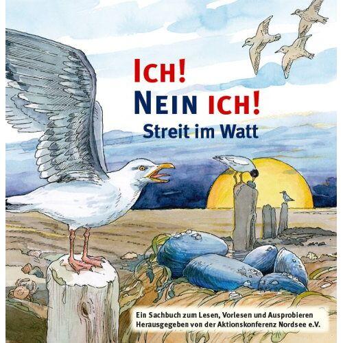 Nele Buch - ICH! NEIN ICH!: Streit im Watt - Preis vom 17.04.2021 04:51:59 h