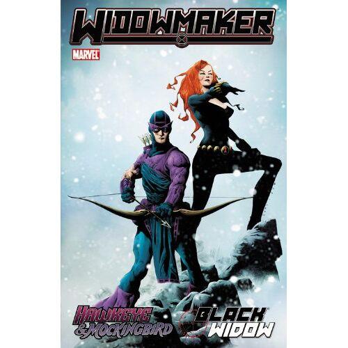 Jim McCann - Hawkeye & Mockingbird/Black Widow: Widowmaker - Preis vom 27.02.2021 06:04:24 h