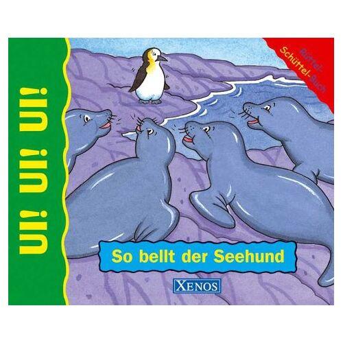 - So bellt der Seehund: Rüttel-Schüttel-Buch mit Soundmodul - Preis vom 19.04.2021 04:48:35 h