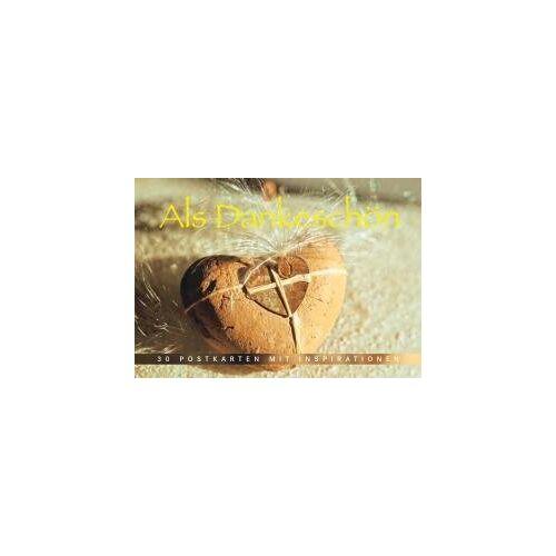 - Als Dankeschön: 30 Postkarten mit Inspirationen - Preis vom 21.04.2021 04:48:01 h