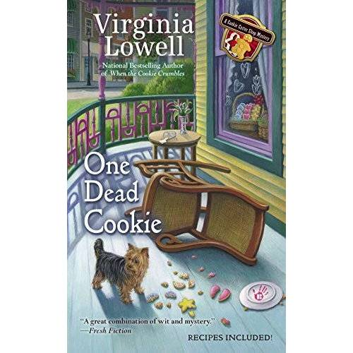 Virginia Lowell - One Dead Cookie (A Cookie Cutter Shop Mystery, Band 4) - Preis vom 21.10.2020 04:49:09 h
