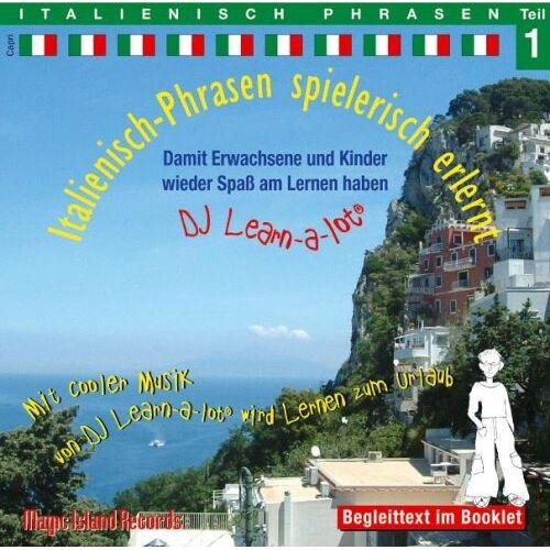 - Italienisch-Phrasen spielerisch erlernt 1 CD - Preis vom 24.02.2020 06:06:31 h