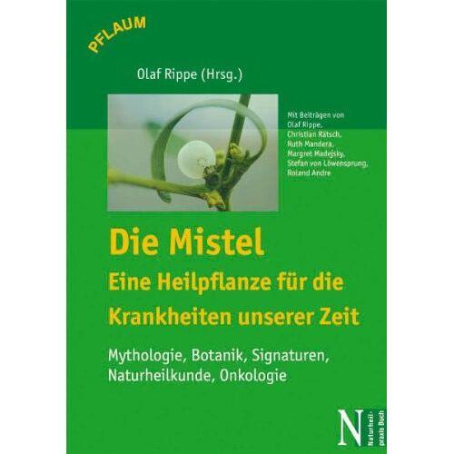 Olaf Rippe - Die Mistel  eine Heilpflanze - eine Heilpflanze für die Krankheiten unserer Zeit - Preis vom 15.04.2021 04:51:42 h