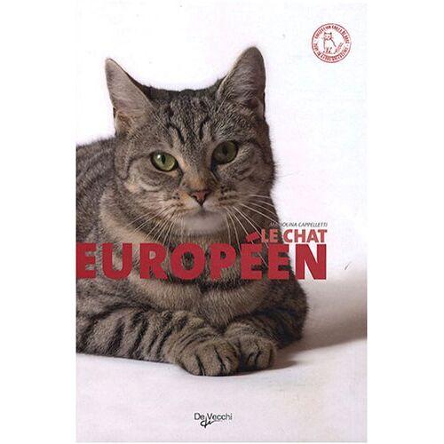 Mariolina Cappelletti - Le Chat européen - Preis vom 27.02.2021 06:04:24 h