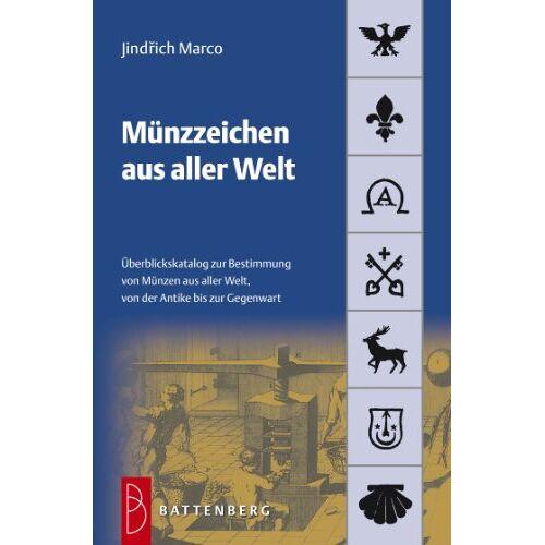 Jindrich Marco - Münzzeichen aus aller Welt - Preis vom 14.04.2021 04:53:30 h