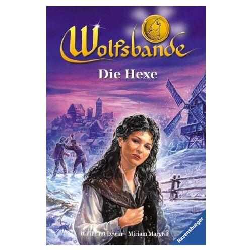 Waldtraut Lewin - Wolfsbande, Bd.5, Die Hexe - Preis vom 16.05.2021 04:43:40 h