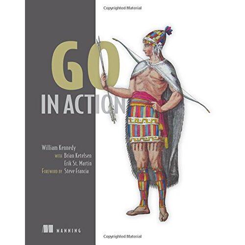 Brian Ketelsen - Go in Action - Preis vom 20.10.2020 04:55:35 h