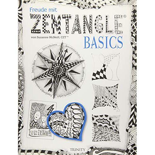 Suzanne McNeill - Freude mit Zentangle® BASIC - Preis vom 05.05.2021 04:54:13 h