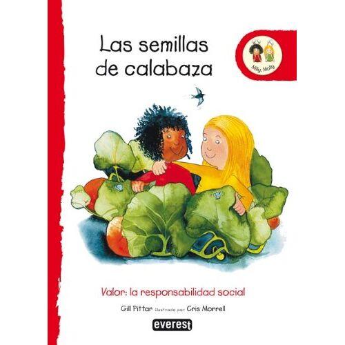 Pittar Gill - Las semillas de calabaza (Milly y Molly) - Preis vom 24.01.2021 06:07:55 h