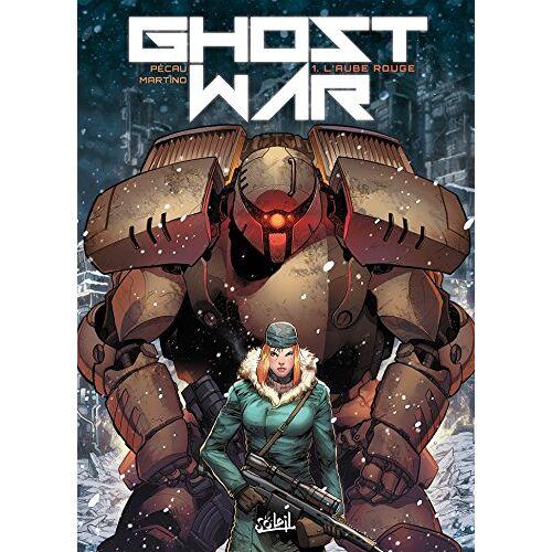 - Ghost War, Tome 1 : L'aube rouge - Preis vom 19.10.2020 04:51:53 h