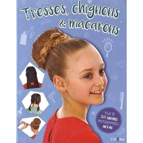 - TRESSES CHIGNONS & MACARONS (hors collection) - Preis vom 17.01.2021 06:05:38 h