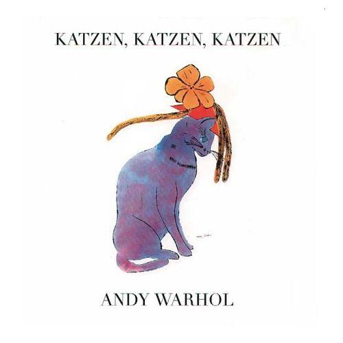 Andy Warhol - Katzen, Katzen, Katzen - Preis vom 21.10.2020 04:49:09 h