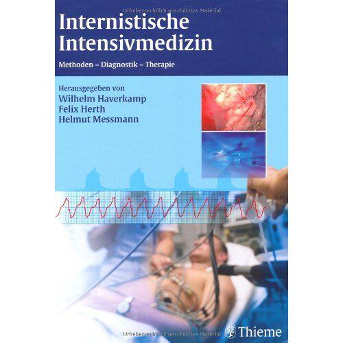 Wilhelm Haverkamp - Internistische Intensivmedizin - Preis vom 11.05.2021 04:49:30 h