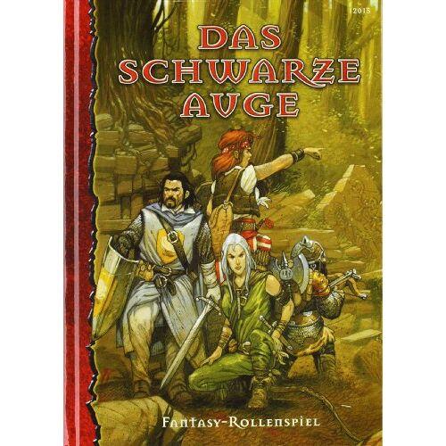 Thomas Römer - DSA4-Grundregelwerke (Ulisses): Das Schwarze Auge - Basisregelwerk: DSA-Regelwerk / DSA-Hardcover: BD 0 - Preis vom 13.05.2021 04:51:36 h