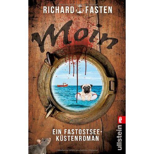 Richard Fasten - Moin: Ein Fastostsee-Küstenroman - Preis vom 24.01.2021 06:07:55 h