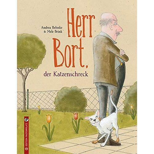 Andrea Behnke - Herr Bort, der Katzenschreck - Preis vom 17.01.2021 06:05:38 h