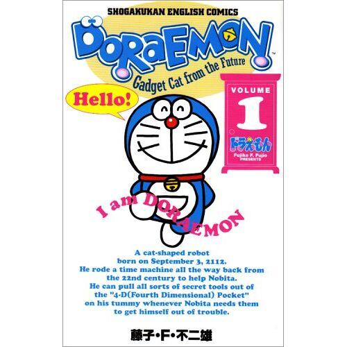 - Doraemon: Gadget Cat from the Future, Vol. 1 - Preis vom 12.04.2021 04:50:28 h