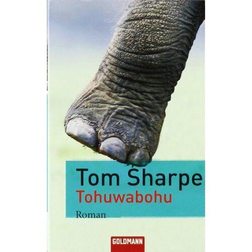 Tom Sharpe - Tohuwabohu: Roman - Preis vom 17.10.2020 04:55:46 h