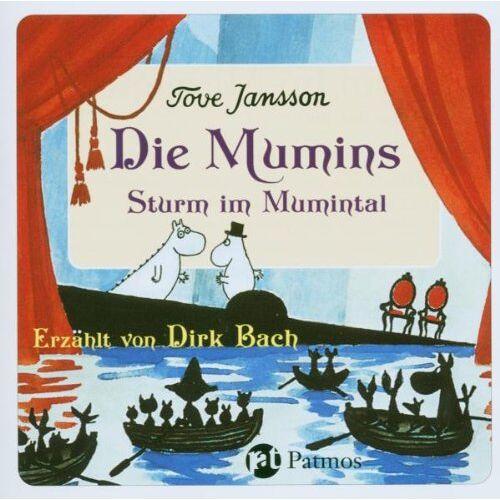 Tove Jansson - Die Mumins 02 - Sturm im Mumintal: BD 2 - Preis vom 20.10.2020 04:55:35 h