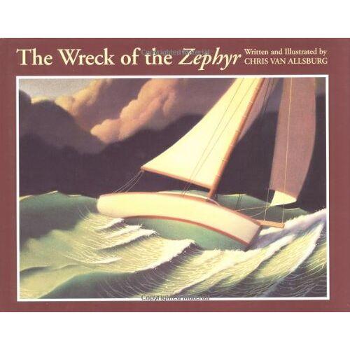 Chris Van Allsburg - Wreck of the Zephyr - Preis vom 07.05.2021 04:52:30 h