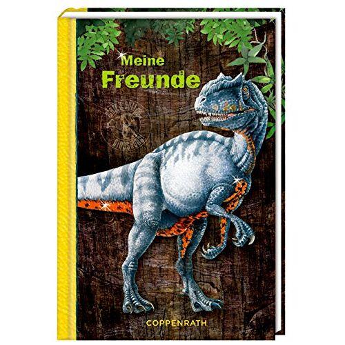 - Freundebuch - Meine Freunde - T-Rex World - Preis vom 08.04.2020 04:59:40 h