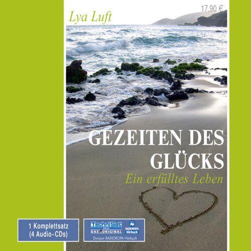 Lya Luft - Gezeiten des Glücks, 4 Audio-CDs - Preis vom 27.02.2021 06:04:24 h