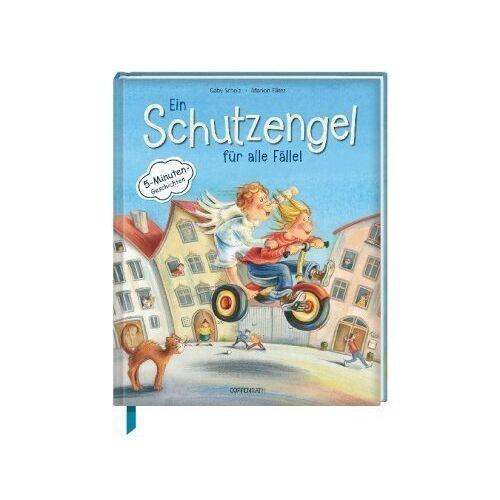 Gaby Scholz - Ein Schutzengel für alle Fälle!: 5-Minuten-Geschichten - Preis vom 20.10.2020 04:55:35 h
