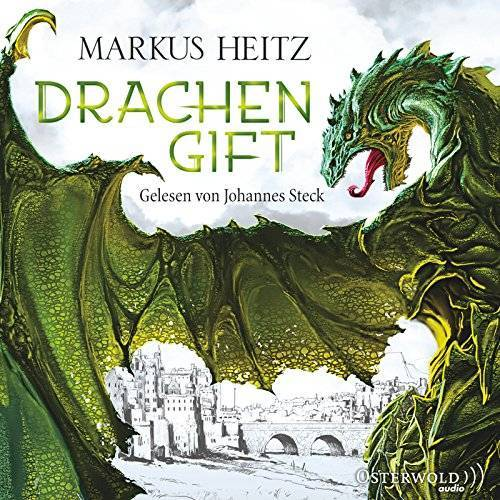 Markus Heitz - Drachengift: 6 CDs (Drachenserie) - Preis vom 20.10.2020 04:55:35 h