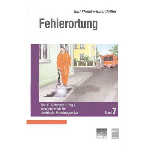Kurt Klimpke - Fehlerortung - Preis vom 20.10.2020 04:55:35 h