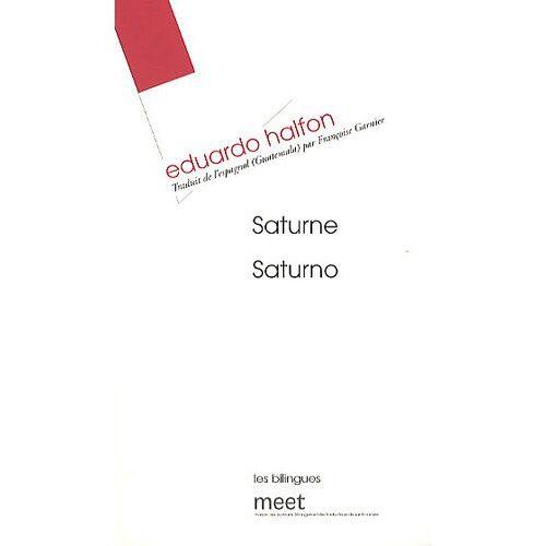 Eduardo Halfon - Saturne, Saturno - Preis vom 05.09.2020 04:49:05 h