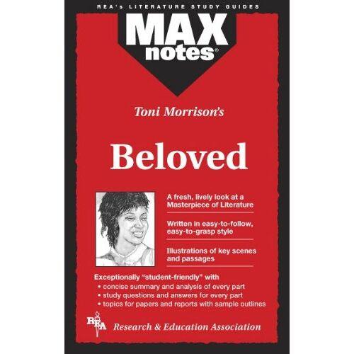 Hinson M - Beloved (MAXNotes Literature Guides) - Preis vom 01.03.2021 06:00:22 h