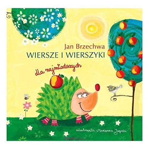 Jan Brzechwa - Wiersze i wierszyki - Jan Brzechwa - Jan Brzechwa [KSIÄĹťKA] - Preis vom 17.04.2021 04:51:59 h
